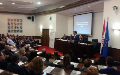 """Održana konferencija """"Modernizacija zakonodavstva o zaštiti osobnih podataka-nove ovlasti i veće odgovornosti"""""""