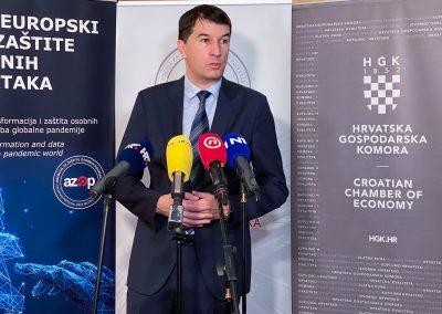 Zdravko Vuić, ravnatelj AZOP-a