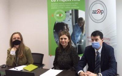 EU ARC projekt: održana online radionica za MSP-ove