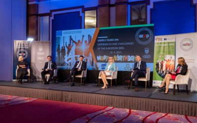 """Broadcast link for the conference """"GDPR 3 years on: The experiences and challenges of the European SMEs"""""""