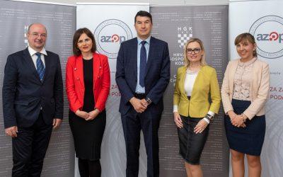 """EU ARC projekt- održana online radionica """"Zaštita osobnih podataka i GDPR u marketingu"""""""
