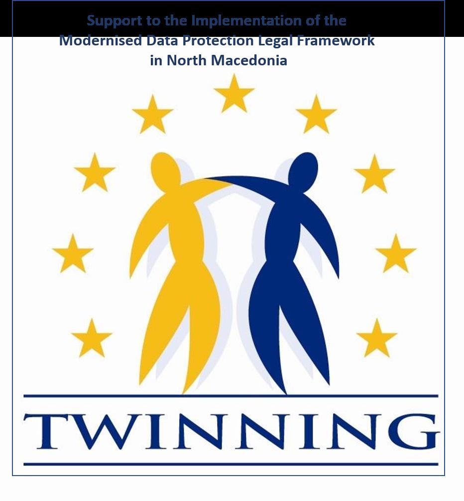 Twinning in PDPA North Macedonia