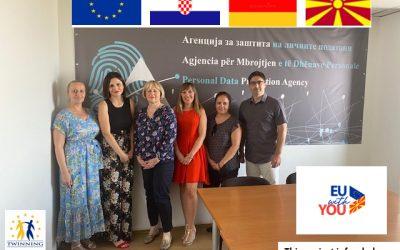 Prva ekspertna misija AZOP-ovog projektnog tima u Twinning projektu u Sjevernoj Makedoniji