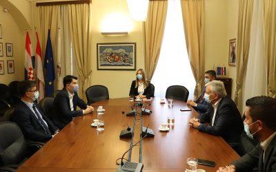 Ravnatelj AZOP-a na sastanku sa županom Dubrovačko-neretvanske županije i gradonačelnikom Dubrovnika