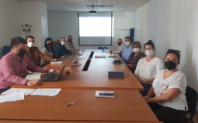 EU-funded Twinning project, expert mission in Skopje