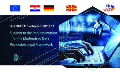 Twinning kick-off event, 30.9.2021., Skoplje
